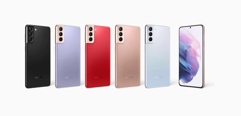 Samsung Galaxy S21+, el tercer en disputa apuesta por el tamaño 1
