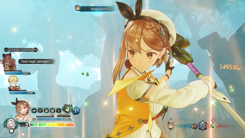 Atelier Ryza 2: Lost Legends & The Secret Fairy llega con su magia a toda Europa 1