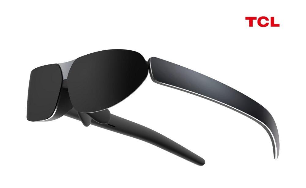 TCL Wearable Display, unas gafas con pantalla OLED que se presentan en el CES 2021 1