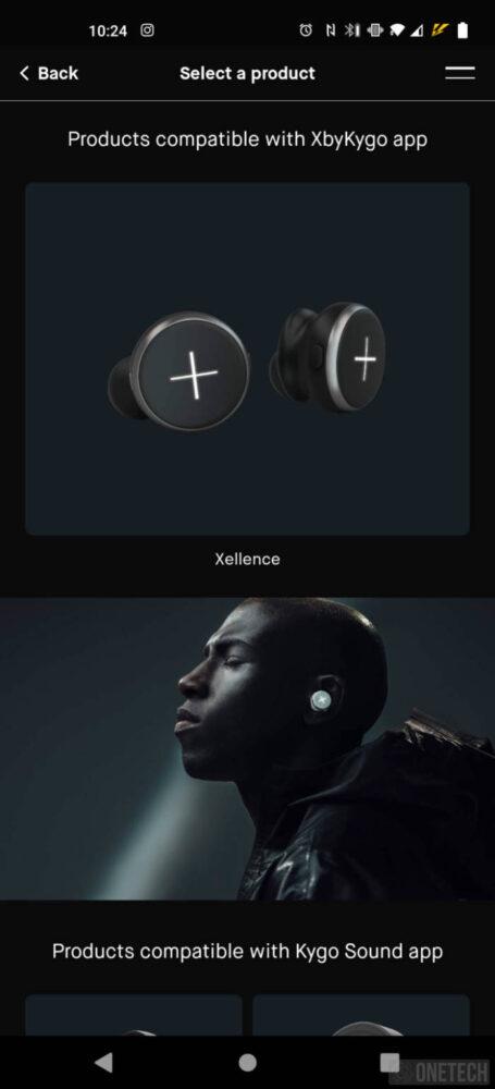 Xellence de X by Kygo, auriculares TWS con cancelación activa de ruido - Análisis 5