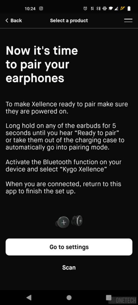 Xellence de X by Kygo, auriculares TWS con cancelación activa de ruido - Análisis 6