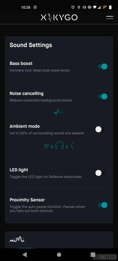 Xellence de X by Kygo, auriculares TWS con cancelación activa de ruido - Análisis 9