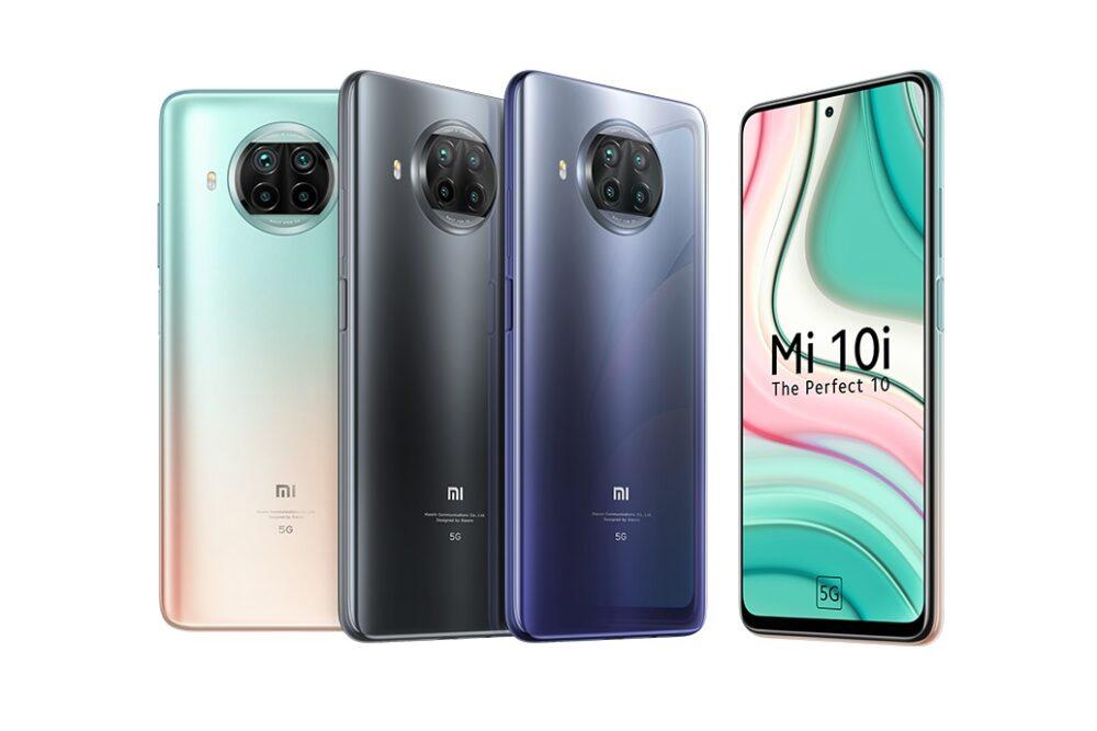 Xiaomi Mi 10i, se presenta con cámara de 108 MP y 5G 2