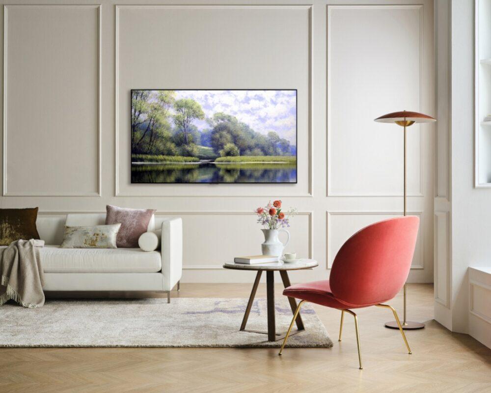 LG presenta sus nuevos televisores en el CES 2021 1
