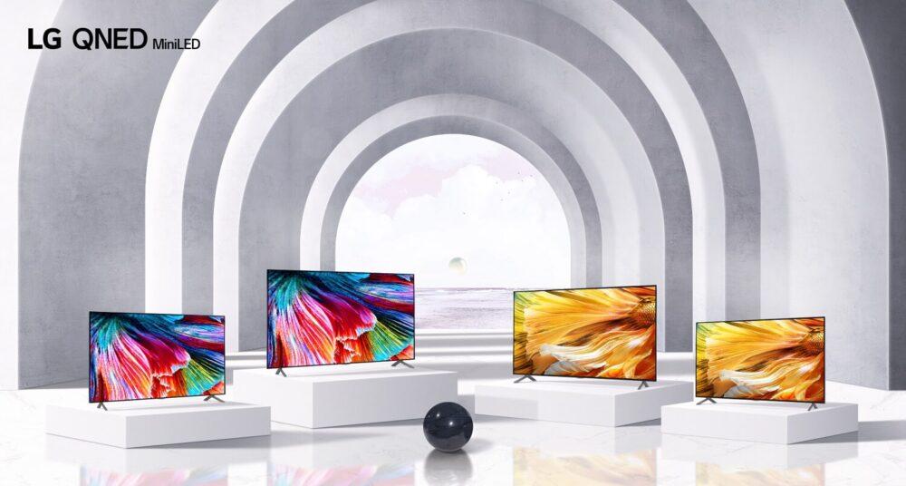 LG presenta sus nuevos televisores en el CES 2021 2