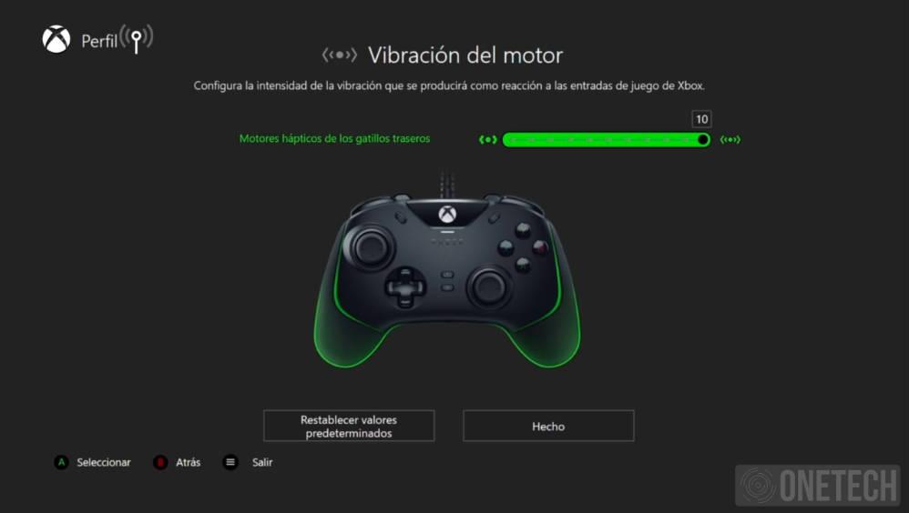 Razer Wolverine V2, nuevo mando para Xbox Series y PC - Análisis 9