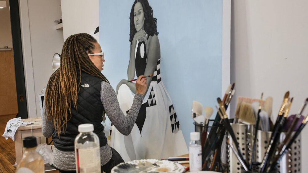 HBO Black arte: The absence of light