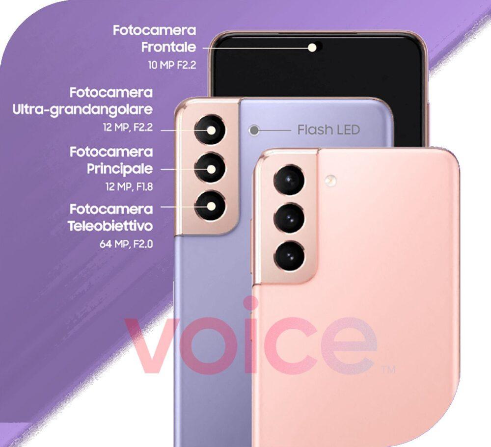Ya sabemos como serán las cámaras de los Samsung Galaxy S21 1
