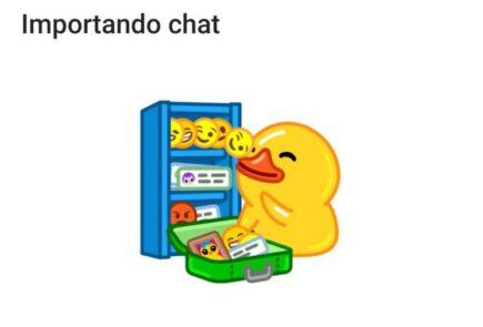 Telegram ya permite importar chats desde WhatsApp o Line 2