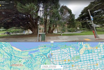 Google Maps añade interfaz dividida para Street View en Android 15