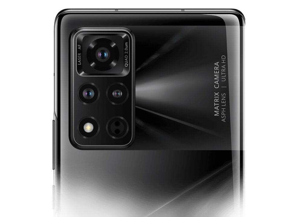 El Honor V40 es oficial. Así es su primer móvil tras dejar Huawei 2