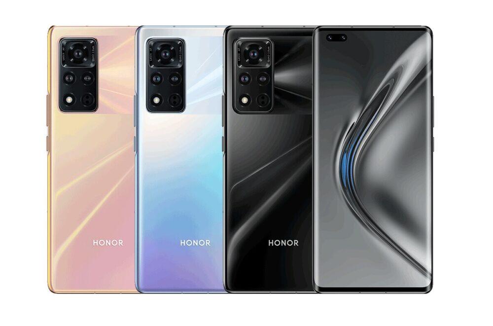 El Honor V40 es oficial. Así es su primer móvil tras dejar Huawei 1
