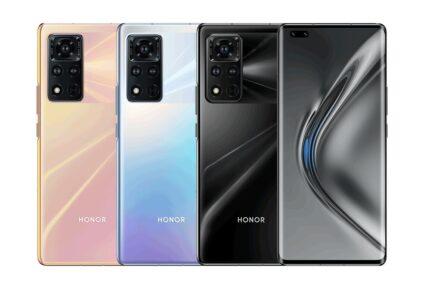 El Honor V40 es oficial. Así es su primer móvil tras dejar Huawei 3
