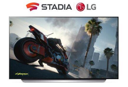 Las Smart TVs de LG contarán con Stadia de forma nativa 1