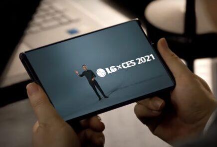 LG niega haber cancelado su smartphone enrollable 103