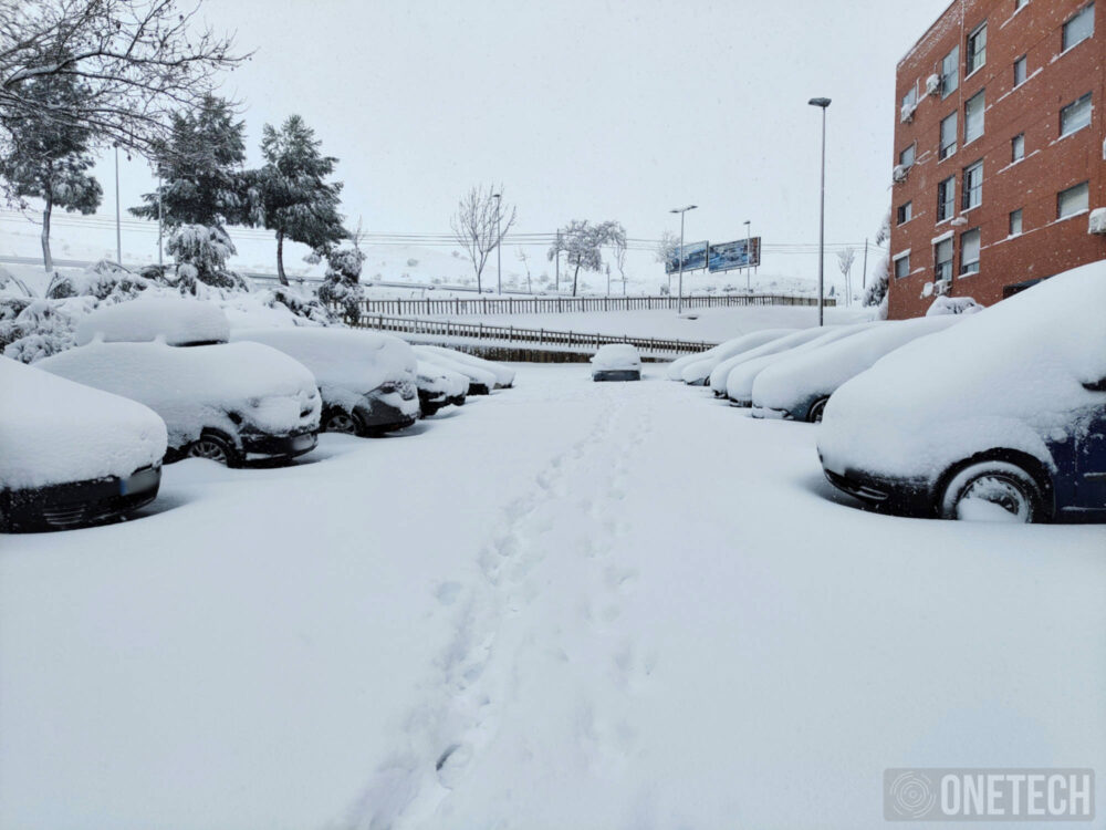 Con Google Maps puedes ver de que calles se ha quitado la nieve en Madrid 1