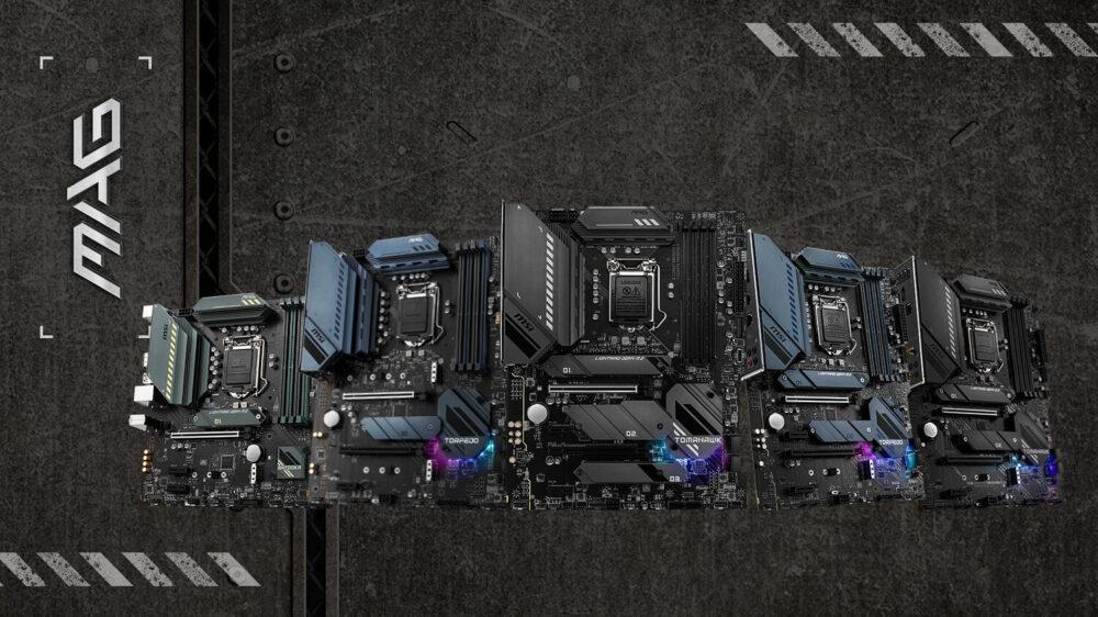 MSI serie 500 MAG