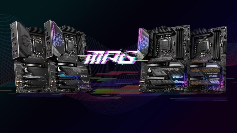 MSI serie 500 MPG