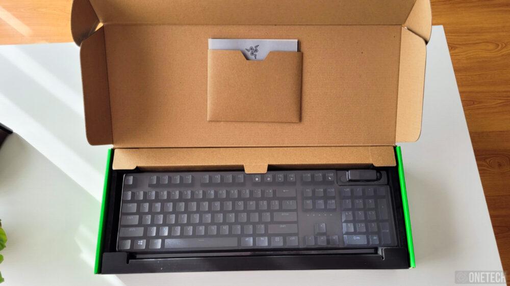 Razer Huntsman V2 Analog, un teclado que puede marcar la diferencia - Análisis 26
