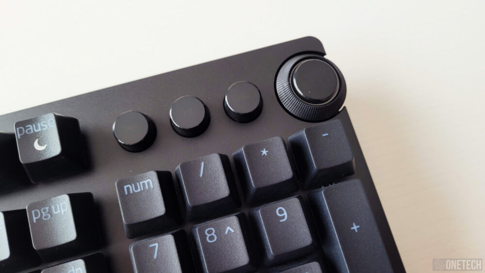 Razer Huntsman V2 Analog, un teclado que puede marcar la diferencia - Análisis 1
