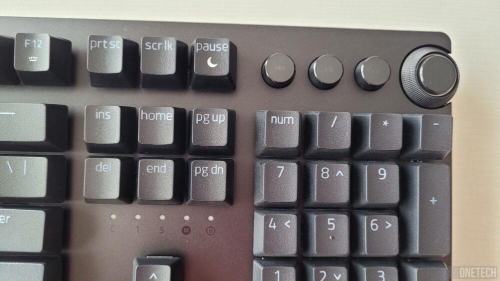 Razer Huntsman V2 Analog, un teclado que puede marcar la diferencia - Análisis 22