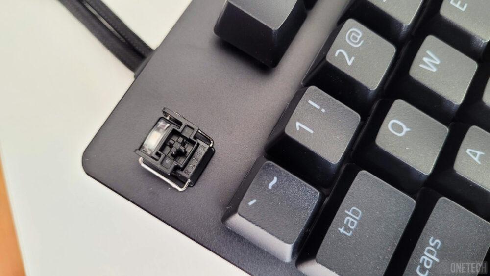 Razer Huntsman V2 Analog, un teclado que puede marcar la diferencia - Análisis 7