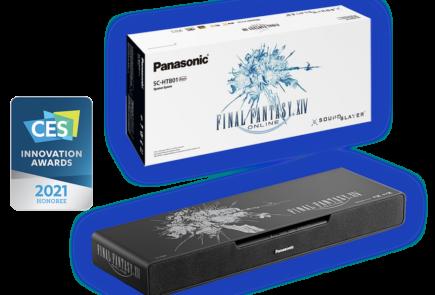 Panasonic presenta la barra de sonido HTB01 edición