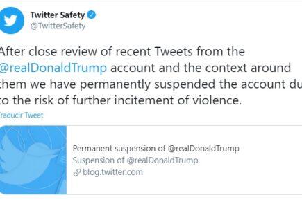 suspension twitter