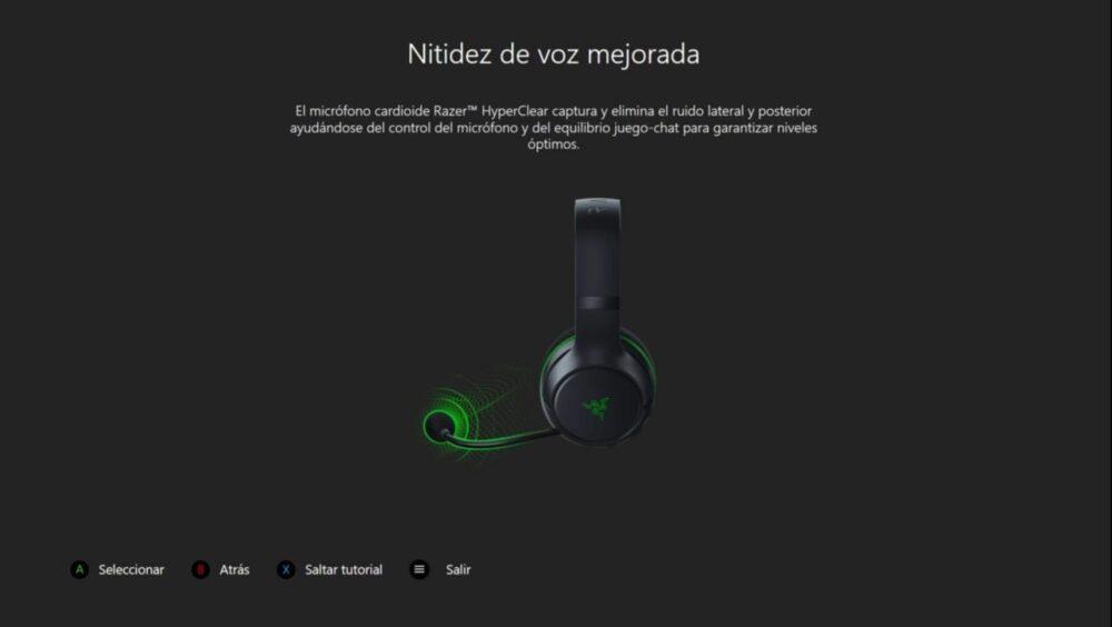 Razer Kaira, auriculares para Xbox Series y Xbox One - Análisis 18