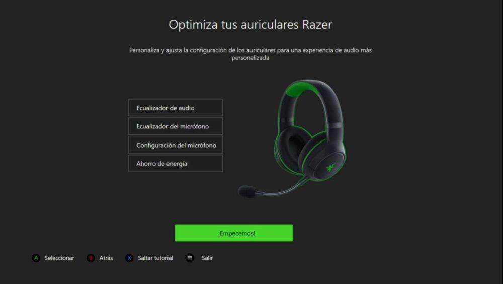 Razer Kaira, auriculares para Xbox Series y Xbox One - Análisis 17