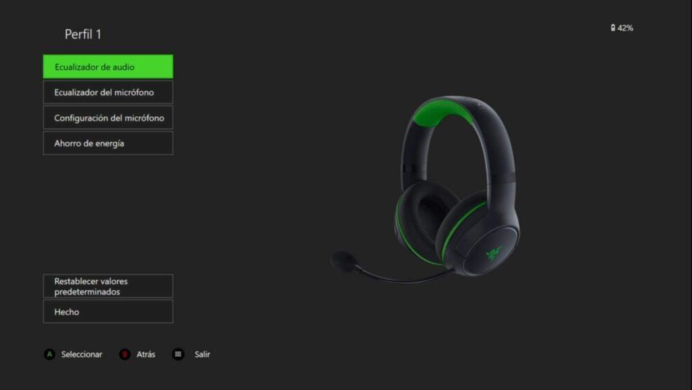 Razer Kaira, auriculares para Xbox Series y Xbox One - Análisis 15