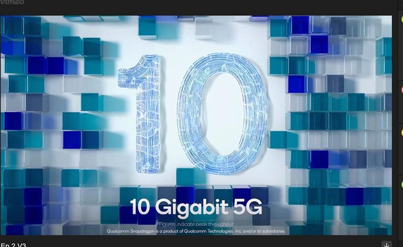 Qualcomm Snapdragon X65 5G, el primer módem que alcanza los 10 Gbps 1