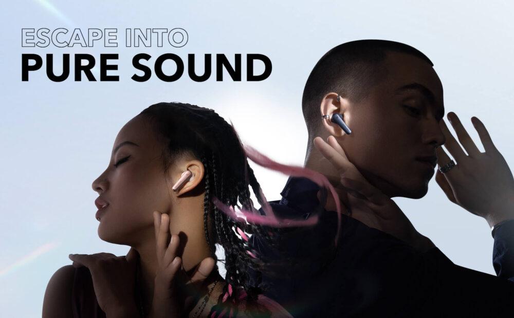 Soundcore presenta en España sus Liberty Air 2 Pro, auriculares con ANC, drivers PureNote y carga inalámbrica 1