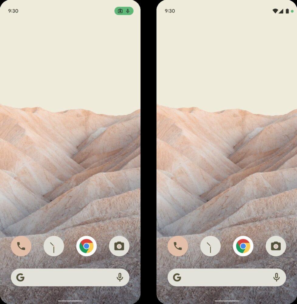 Android 12 traería un cambio de interfaz y tenemos imágenes