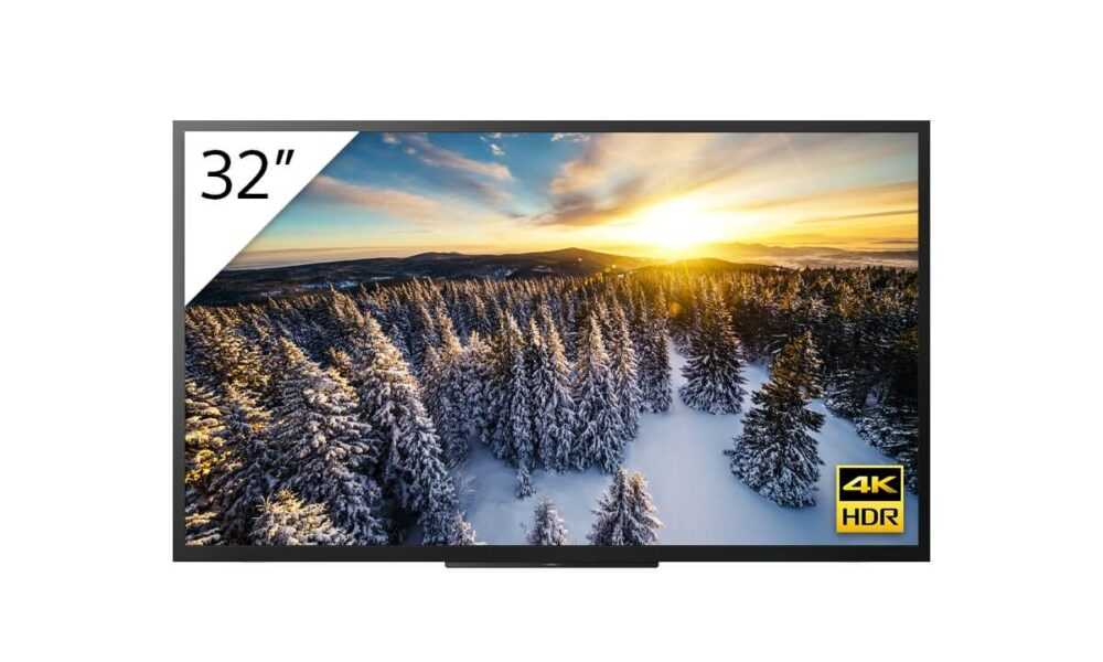 Sony presenta sus monitores Bravia de hasta 100 pulgadas 2