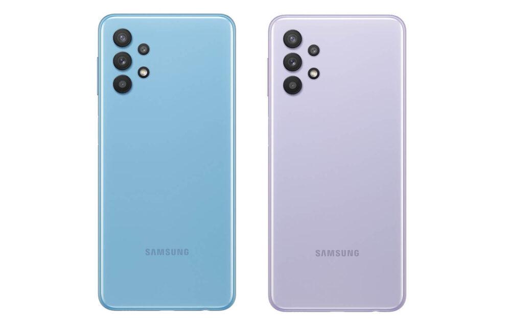 El Samsung Galaxy A32 ya tiene su versión 4G y viene con varias mejoras 10