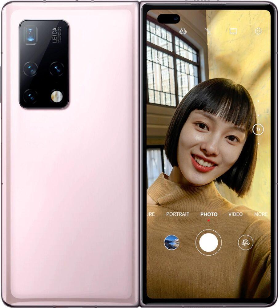 El Huawei Mate X2 es oficial: nuevo diseño y procesador Kirin 9000 para el plegable chino 2