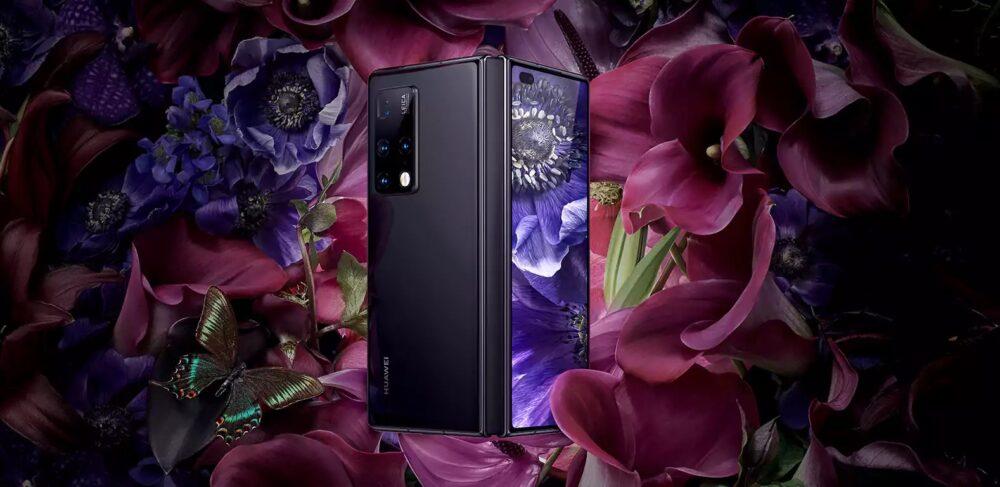 El Huawei Mate X2 es oficial: nuevo diseño y procesador Kirin 9000 para el plegable chino 4