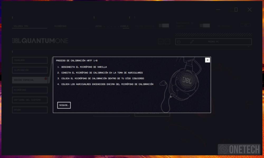 JBL Quantum One, la mejor apuesta gaming de JBL - Análisis 18