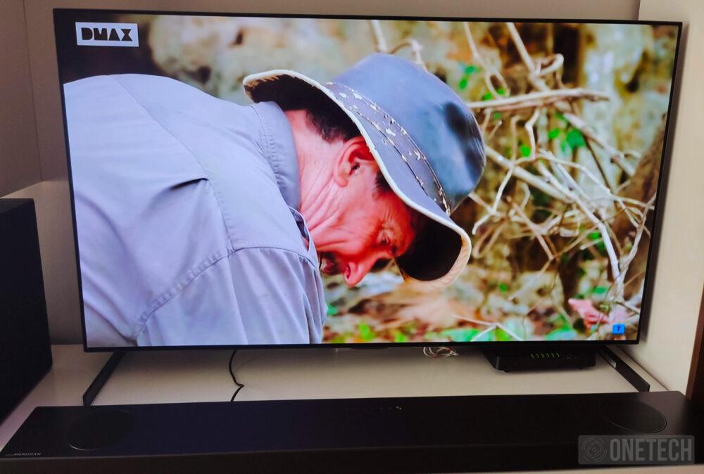 LG OLED55GX6LA un televisor para disfrutar del mejor cine - Análisis 11