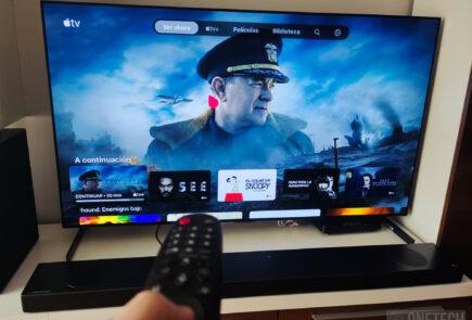 LG OLED55GX6LA un televisor para disfrutar del mejor cine - Análisis 104