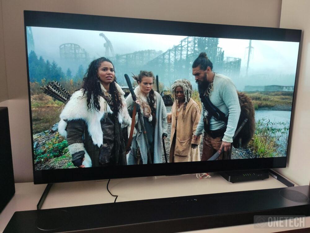 LG OLED55GX6LA un televisor para disfrutar del mejor cine - Análisis 10