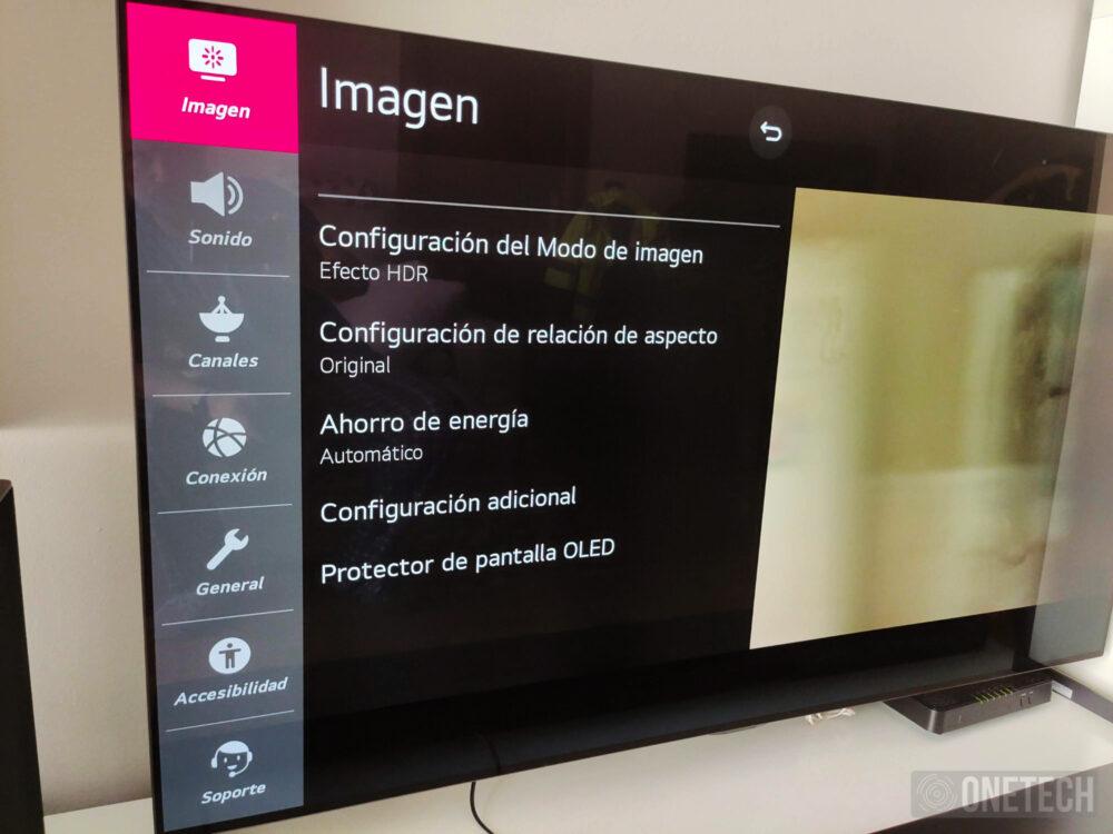 LG OLED55GX6LA un televisor para disfrutar del mejor cine - Análisis 3