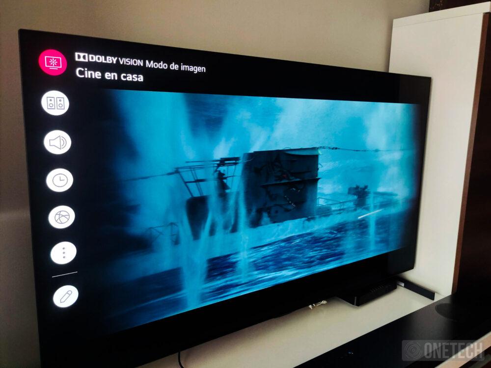 LG OLED55GX6LA un televisor para disfrutar del mejor cine - Análisis 5
