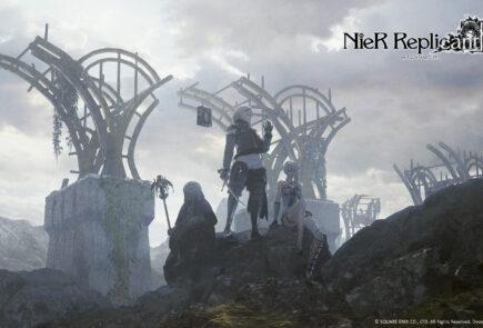 NieR Replicant enseña nuevo gameplay con el Templo Árido como escenario 2