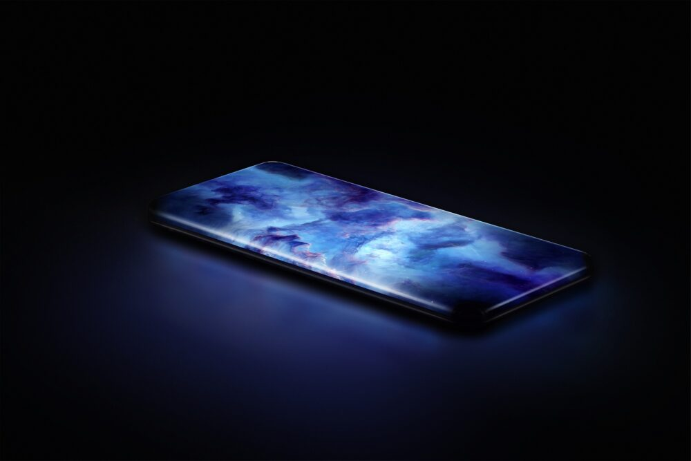 Xiaomi presenta un Concept Phone con pantalla en cascada en sus cuatro lados 1