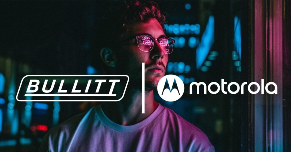 Bullitt Group se asocia con Motorola