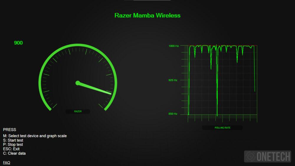 Razer Viper 8K Hz, el ratón más rápido pasa por nuestras manos - Análisis 1