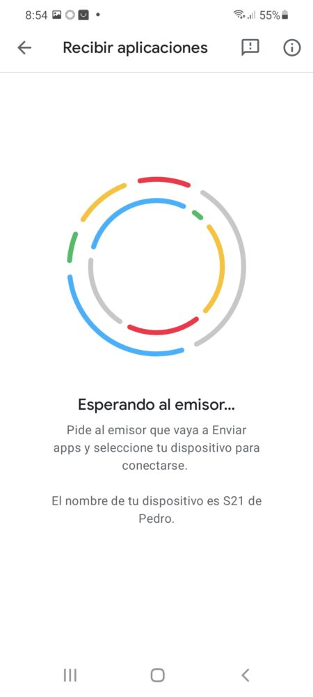 "Google Play añade ""Compartir con Nearby"" para compartir apps y juegos 4"
