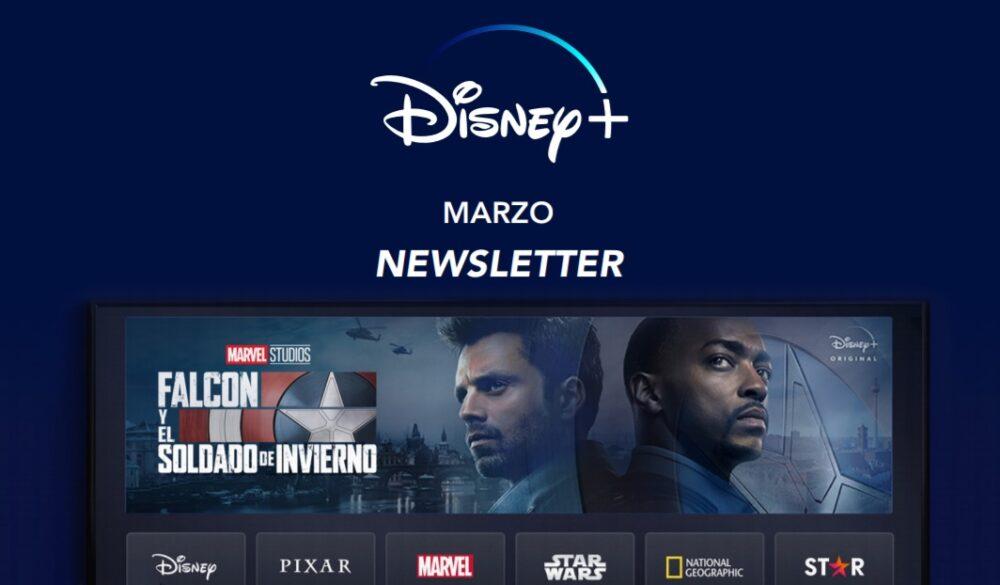 Disney Plus: los estrenos para marzo de 2021